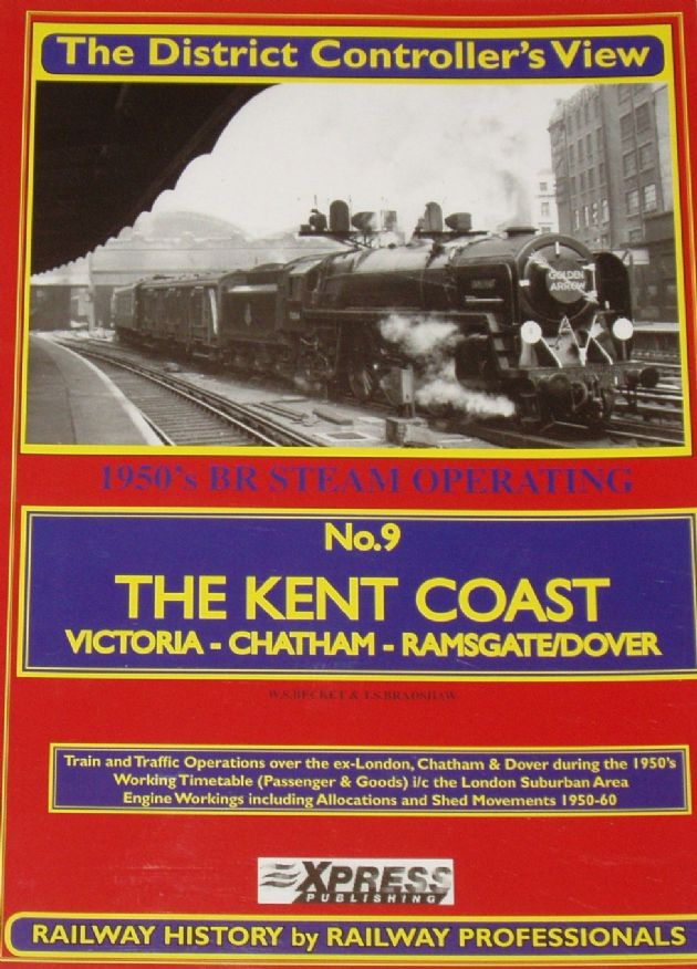 The District Controller's View - The Kent Coast, by W.S. Beckett and T.S. Bradshaw
